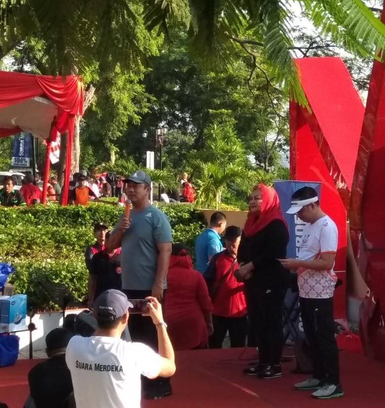 Walikota Semarang dan CEO Suara Merdeka Hadir di Guyub Rukun Warga Tegalsari Acara Tambah Meriah