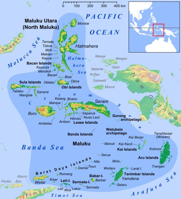 Kota Tidore Kepulauan Kissparry