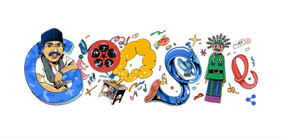 Siapa Benyamin Sueb yang di Peringati Hari Lahirnya Hari Ini oleh Google Doodle