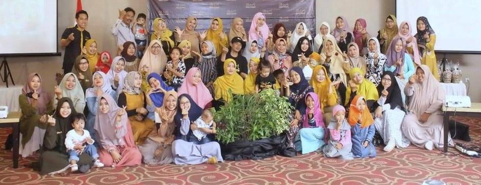 Kopdar B Erl Family Semarang 2020 di Hotel Neo Sultan Agung