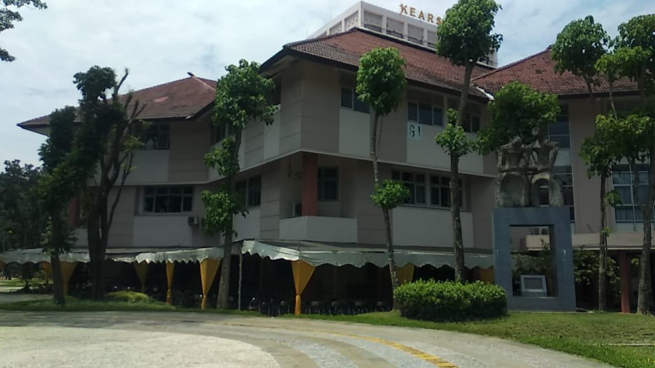 Tempat Tes Calon Aparatur Sipil Negara (CASN) di UNNES Sekaran Komplek Gedung G Kearsipan Eks Perpustakaan